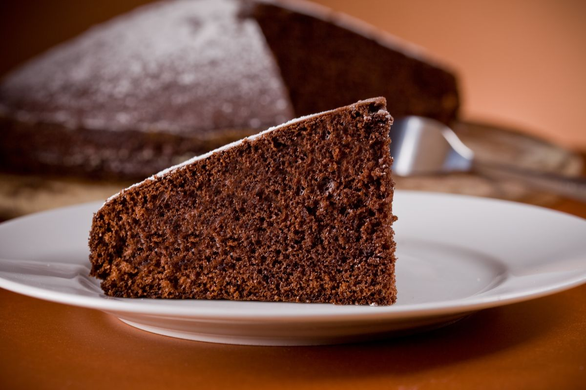 Torta della suocera al cioccolato