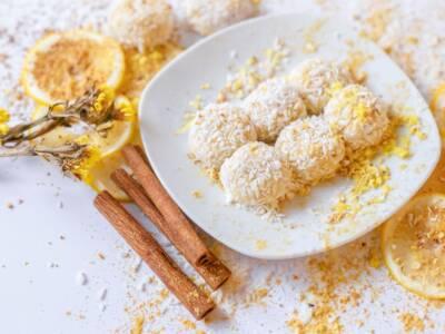 Tartufi al limone: delle prelibatezze dal particolare gusto