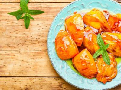 Cachi caramellati: il segreto per renderli appetitosi!
